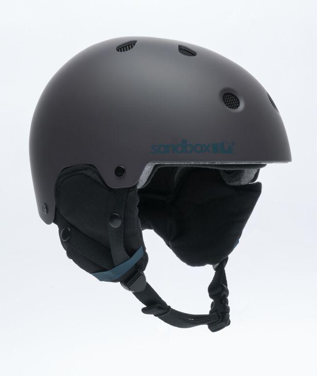 Sandbox Legend Cabaret Snowboard Helmet