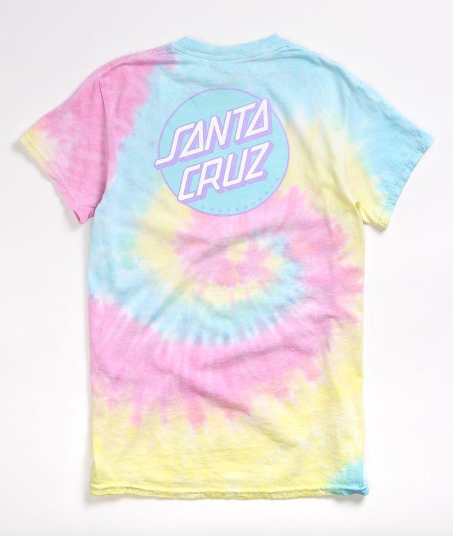 Santa Cruz Other Dot Jelly Bean Tie Dye T-Shirt