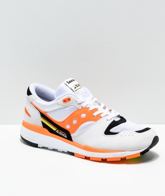 saucony shoes white