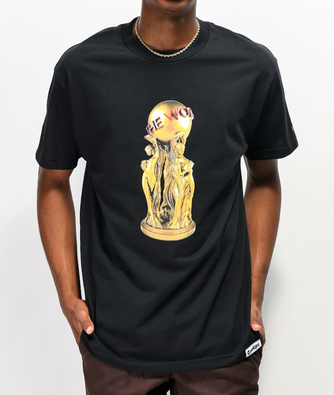 Scarface x Cookies World Is Yours Black T-Shirt