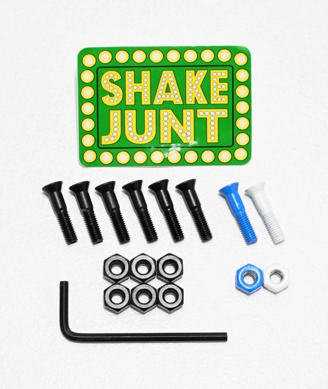 "Shake Junt Hamilton .875"" Skateboard Hardware"