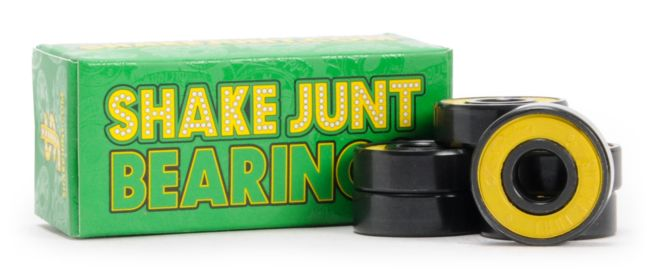 Shake Junt Low Riders ABEC 3 Skateboard Bearings