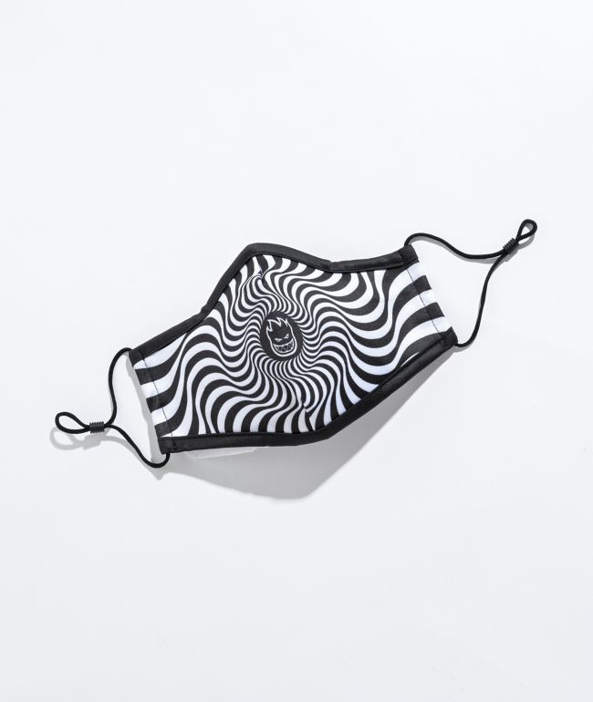 Spitfire Bighead Swirl Face Mask