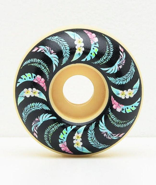 Spitfire Formula Four Classics 52mm 99a Floral Skateboard Wheels