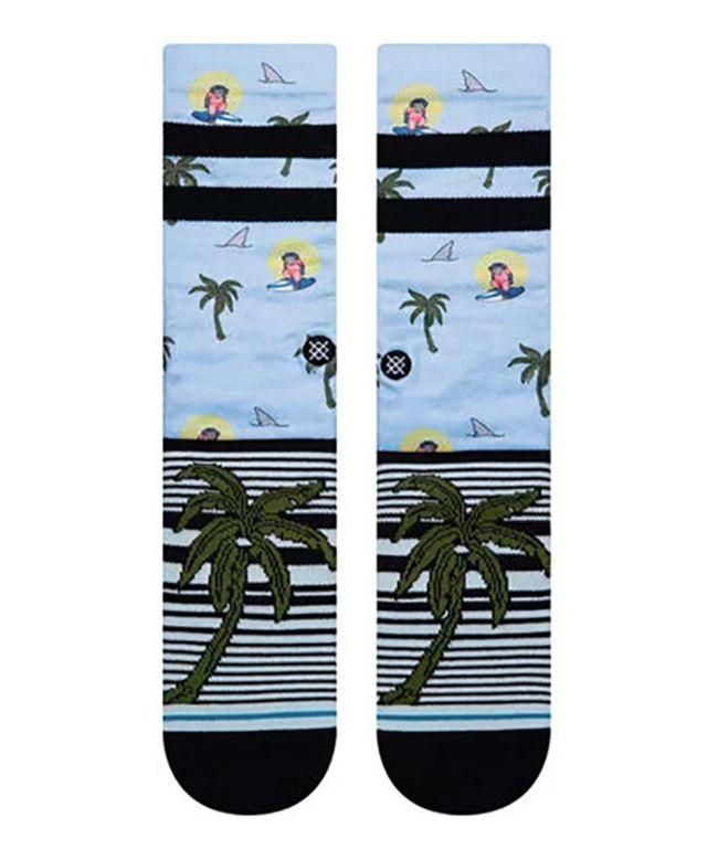 Stance Aloha Monkey Crew Socks