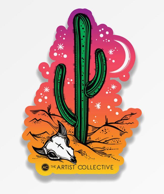 Stickie Bandits Desert Nights Sticker