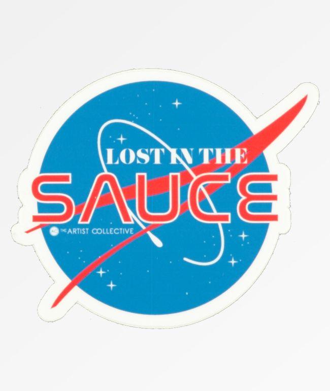 Stickie Bandits The Sauce Sticker
