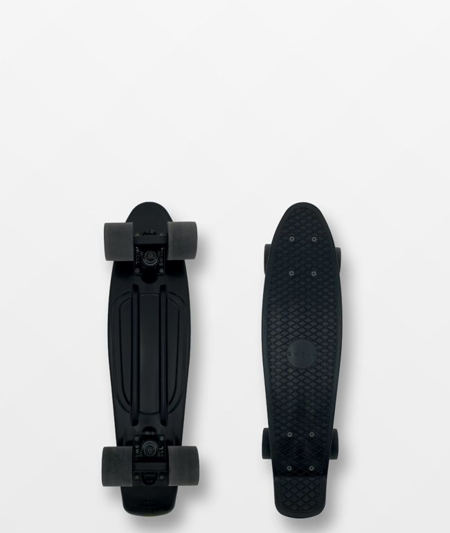 "Swell Black Sand 22"" Cruiser Complete"