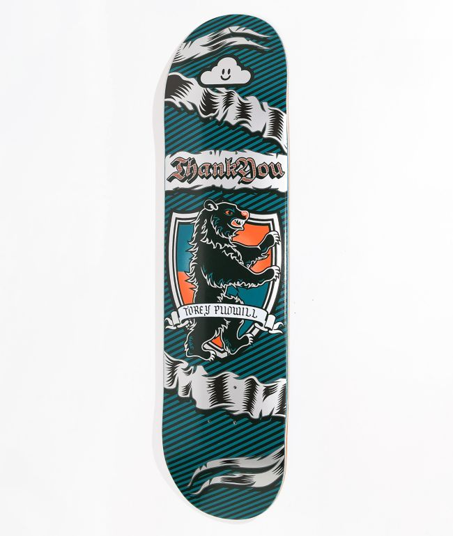 """Thank You Pudwill Medieval 8.0"""" Skateboard Deck"""