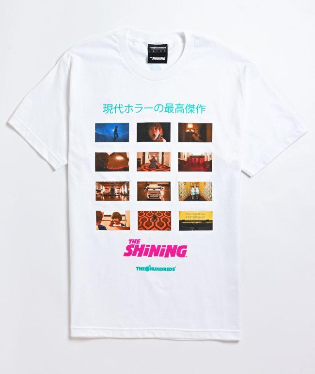 The Hundreds x Stanley Kubrick 237 White T-Shirt