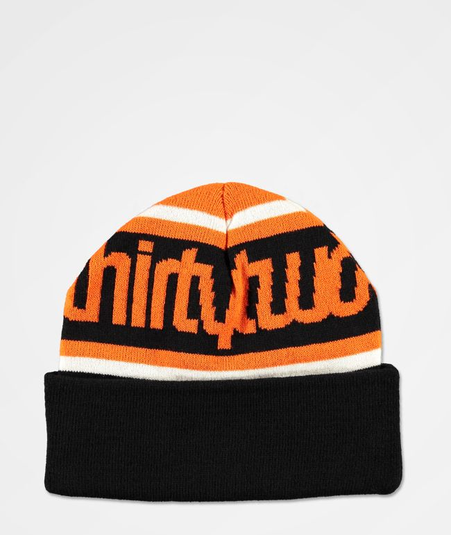 ThirtyTwo Double Orange Beanie