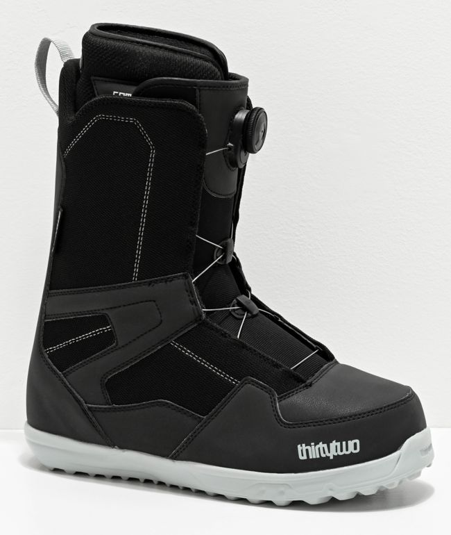 ThirtyTwo Shifty Boa 2020 botas de snowboard negras