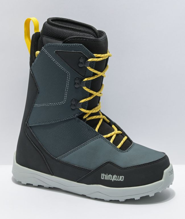 ThirtyTwo Shifty Lace Grey Snowboard Boots 2021