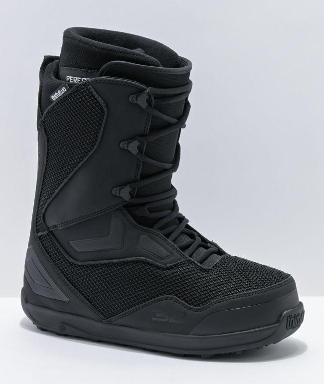 ThirtyTwo TM-2 Black Snowboard Boots 2021
