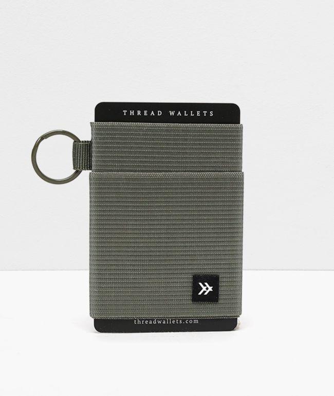 Thread Basic Green Wallet
