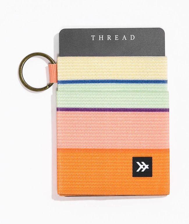 Thread Emily Elastic Key Ring Wallet