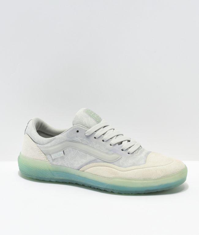 Vans A.V.E. Pro Beatrice D Bone White Skate Shoes