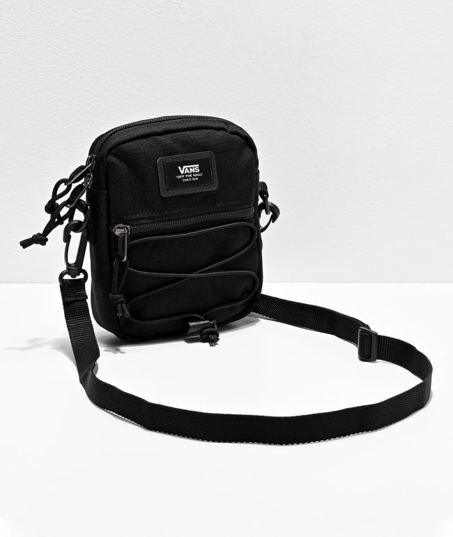 Vans Bail Black Shoulder Bag