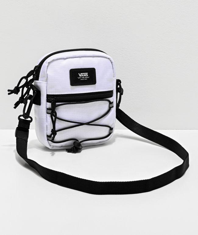 Vans Bail White Shoulder Bag