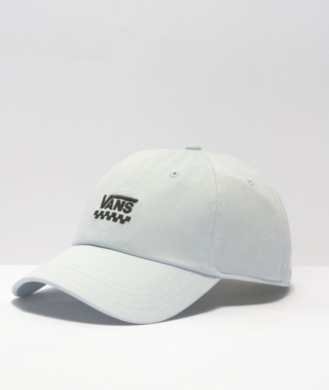 Vans Court Side Ballad Blue Strapback Hat
