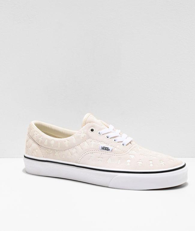 Vans Era Area 66 White Skate Shoes | Zumiez