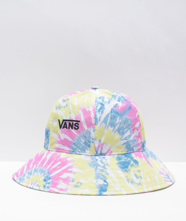Vans Far Out Orchid Tie Dye Bucket Hat