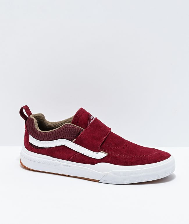Vans Kyle Walker Pro 2 Port Walnut Skate Shoes