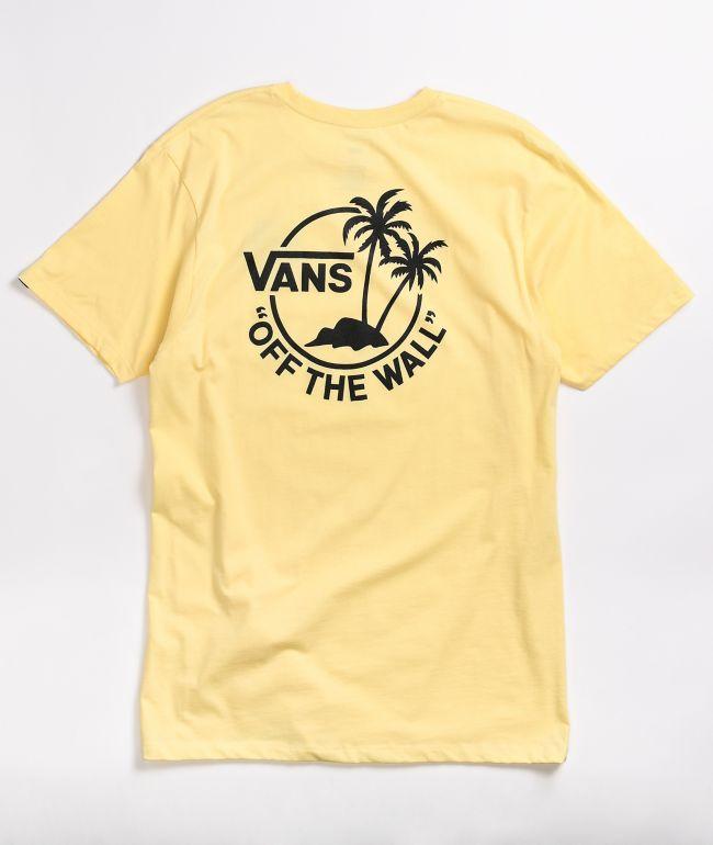 Vans Mini Dual Palm II Cream T-Shirt