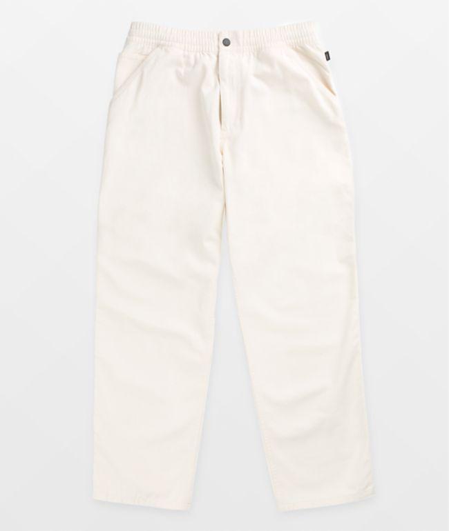 Vans Municiple Antique White Work Pants
