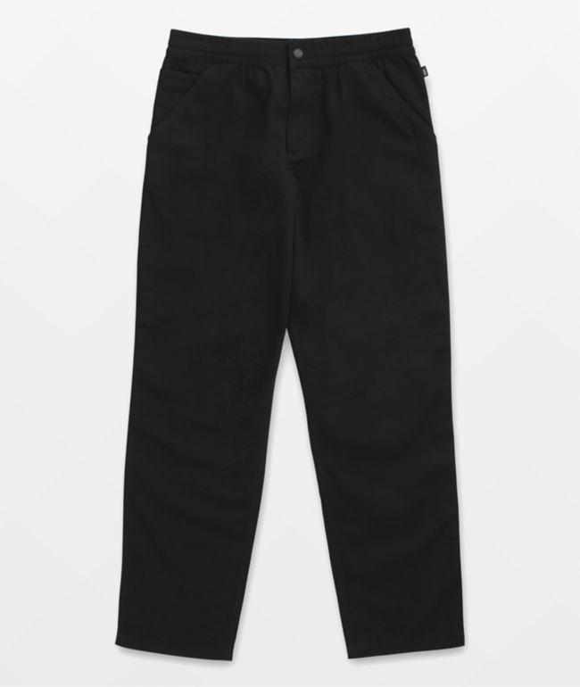 Vans Municiple Black Work Pants
