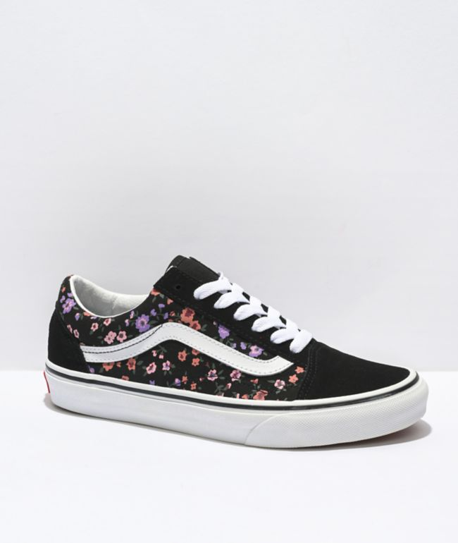 Vans Old Skool Covered Ditsy Floral Skate Shoes
