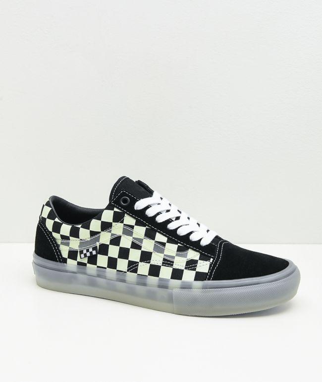 Vans Old Skool Glow-In-The-Dark zapatos de skate | Zumiez