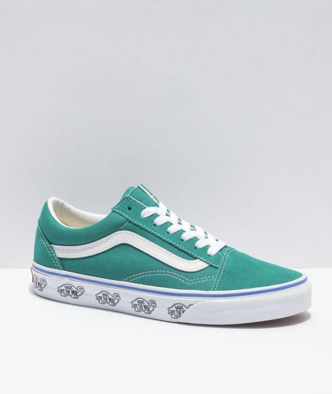 Vans Old Skool Parasail Side Wall Skate Shoes