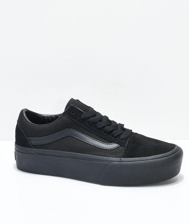 Vans Old Skool Platform Shoes | Zumiez