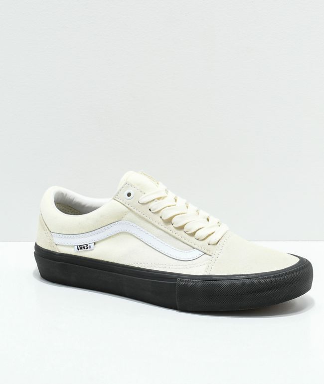 Vans Old Skool Pro Classic White