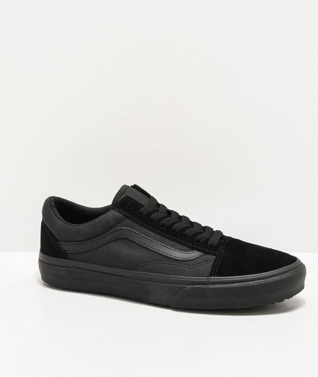 Vans Old Skool UC M4M Black Shoes | Zumiez