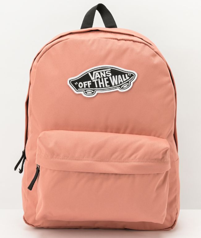 Vans Realm Rose Dawn Backpack