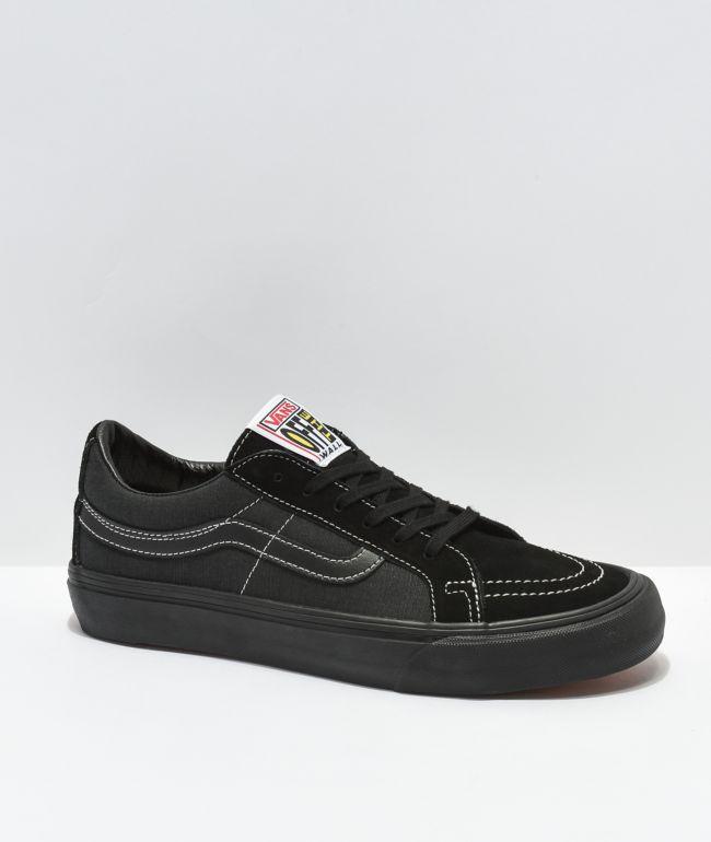 Vans Sk8-Low Decon SF Black Wash Skate