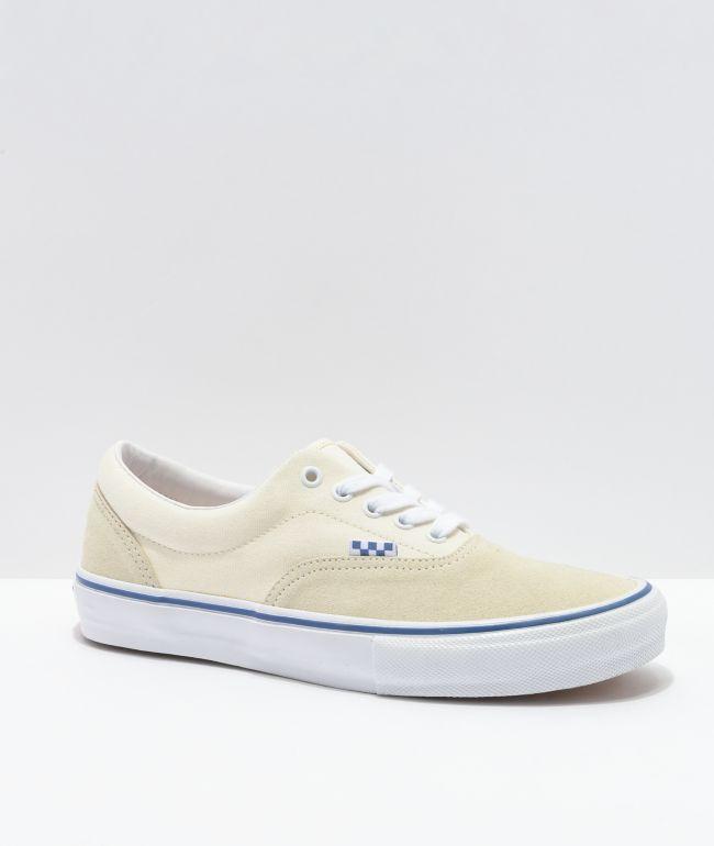 Vans Skate Era Off-White Skate Shoes