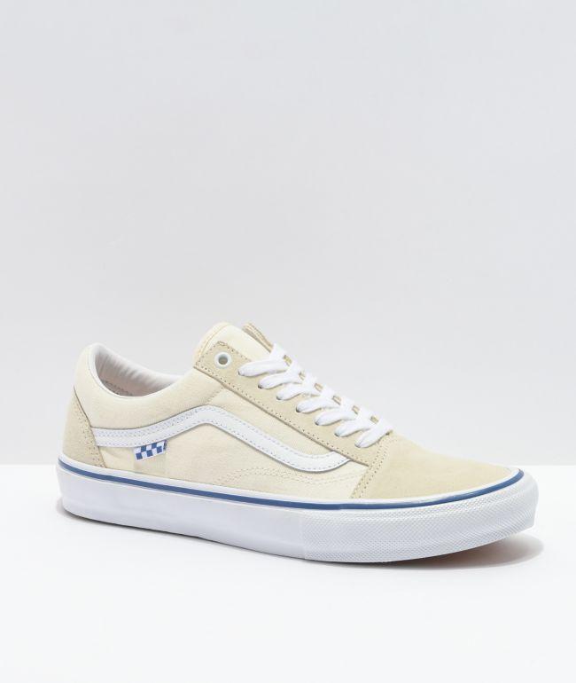 Vans Skate Old Skool Skate Off-White Skate Shoes