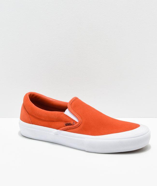 Vans Slip-On Pro Koi Skate Shoes | Zumiez