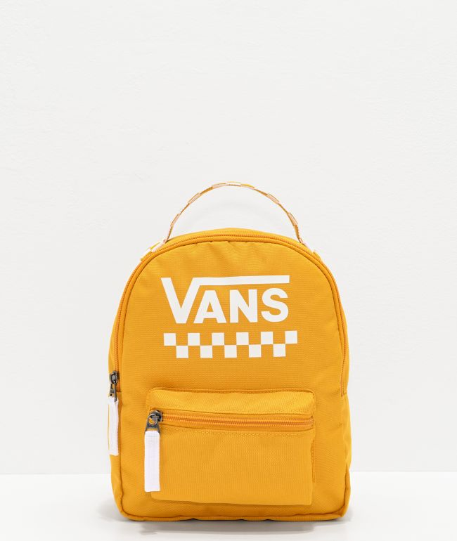 Vans Sporty Realm Yellow Mini Backpack