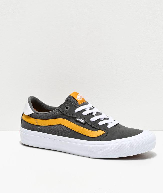 Vans Style 112 Pro Pewter \u0026 Mango
