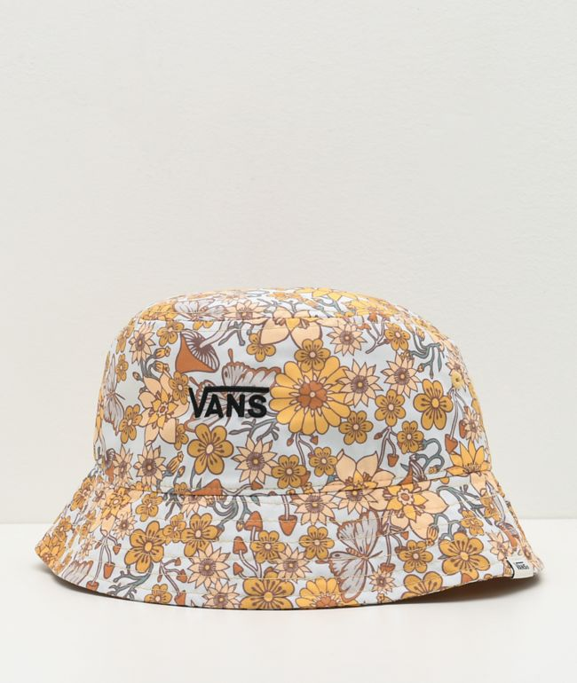Vans Trippy Floral Bucket Hat