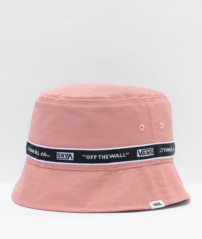 Vans Wave Rider Rose Dawn Bucket Hat