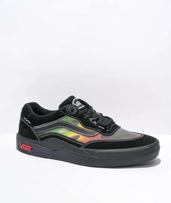 Vans Wayvee Tyson Black & Asphalt Skate Shoes