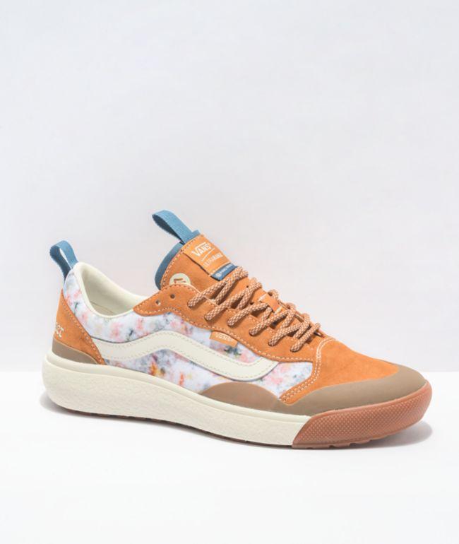 Vans x Parks Project UltraRange EXO SE Brown Shoes