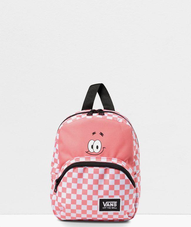 Vans x SpongeBob SquarePants Patrick Mini Backpack