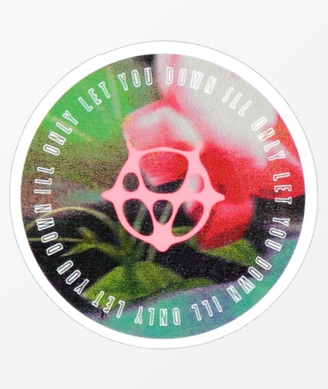Vitriol Downers Sticker