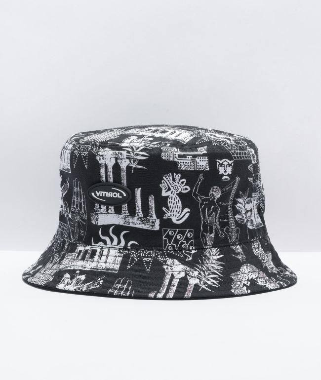 Vitriol Gander Graffiti Bucket Hat